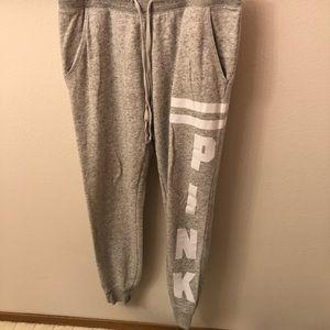 M sweat pants grey